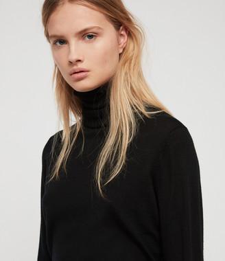 AllSaints Ira Roll Neck Sweater
