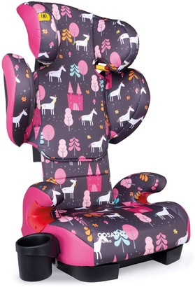 Cosatto Sumo Group 2/3 ISOFIT Car Seat - Unicorn Land