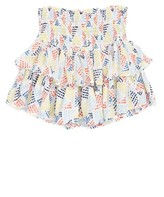 Splendid Girl's Tiered Skirt