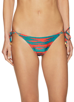 Vix Paula Hermanny Marmara Long Tie Full Bikini Bottom