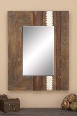 "Uma Frame Wall Mirror - 36"" x 28"""