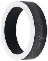 Giorgio Armani signature wide bangle