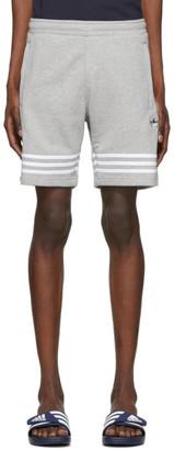 adidas Grey Outline Shorts