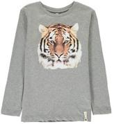 Sale - Organic Cotton Tiger T-Shirt - Popupshop