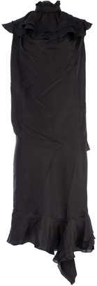 J.W.Anderson JW Andersson Straight Cut Sleeveless Dress