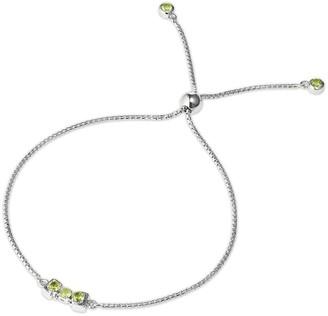 Tsai X Tsai San Shi Peridot Bracelet Sterling Silver
