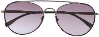 Lacoste Aviator-Style Sunglasses