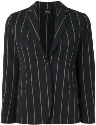 Aspesi Striped Blazer