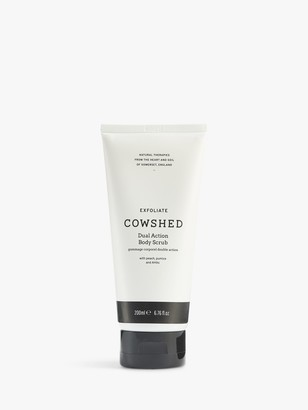 Cowshed Exfoliate Dual Action Scrub, 200ml