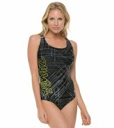 Speedo Aqua Zumba by Trace Me LaceUp 1PC - 7537764