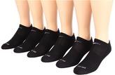 Nike Dri-FIT No Show 6-Pair Pack ) No Show Socks Shoes