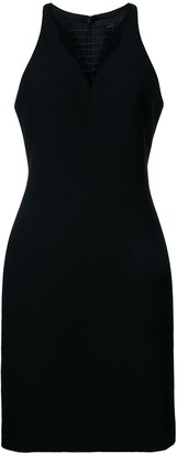 Alexander Wang Lattice Mini Dress