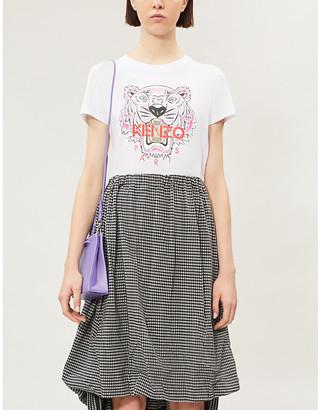 Kenzo Tiger regular-fit cotton-jersey T-shirt