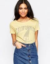 Brave Soul California Short Sleeve T-Shirt