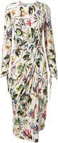 Jason Wu Floral-Printed Jersey Dress