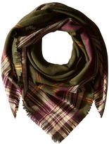 Lauren Ralph Lauren Ancient Tartan Square