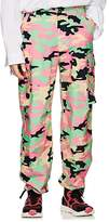 LANDLORD New York Men's Camouflage Cotton Ripstop Canvas Cargo Pants