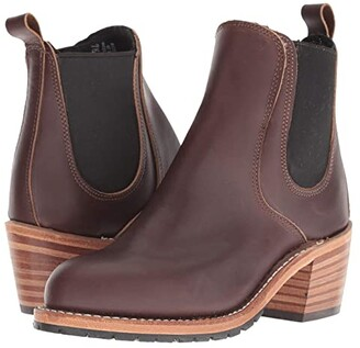 Red Wing Shoes Harriet (Mahogany) Women's Boots