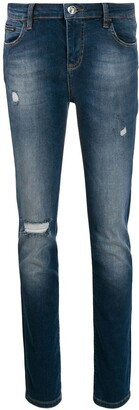 Philipp Plein Statement slim-fit jeans