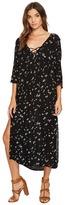 Tavik Majestic 3/4 Sleeve Maxi Dress Women's Dress