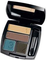 Avon True Color Eyeshadow Quad Savage Beauty