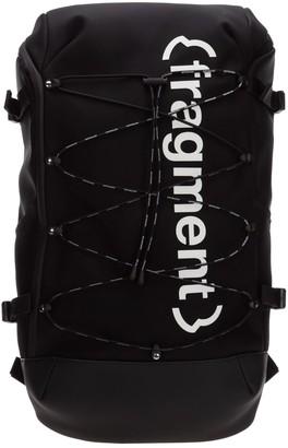 MONCLER GENIUS Moncler X Fragment Hiroshi Fujiwara Cord Detail Backpack