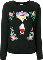 RED Valentino multi printed sweatshirt