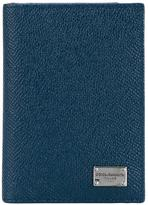 Dolce & Gabbana 'Dauphine' billfold wallet - men - Leather - One Size