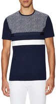 Antony Morato Cotton Crewneck Graphic Tee