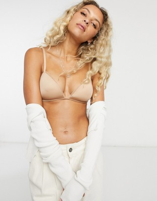 DKNY bra in beige