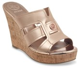 GUESS Eadra 2 Wedge Sandal