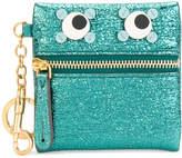 Anya Hindmarch Circulus Eyes metallic coin purse
