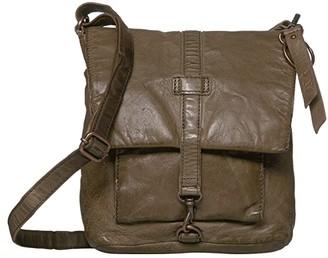 Frye And Co. AND CO. Rubie Crossbody (Olive) Cross Body Handbags