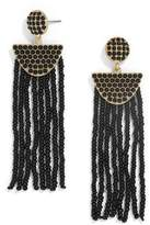 BaubleBar Tarot Beaded Deco Drop Earrings