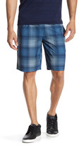 Travis Mathew Wallow Plaid Active Short