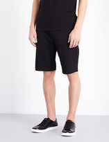Armani Jeans Cotton-jersey shorts