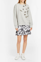 Paul & Joe Surlefil Floral Jacquard Mini Skirt
