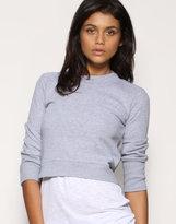 ASOS Structured Shoulder Sweater