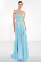 Alyce Paris - 1006 Dress In Aqua