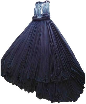 Maria Lucia Hohan Black Cotton - elasthane Dress for Women