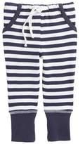 L'ovedbaby Stripe Organic Cotton Jogger Pants