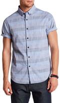 Howe Sunset Striped Regular Fit Woven Shirt