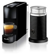 Breville NESPRESSO BEC250BLK Essenza Mini Bundle Coffee Machine
