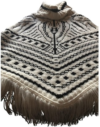 Just Cavalli White Wool Knitwear for Women