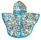 Satsuma Designs Baby and Toddler Poncho, Monkey by