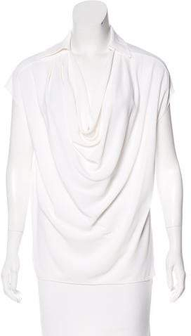 f3dac4512aeba9 Cowl Neck Tops - ShopStyle