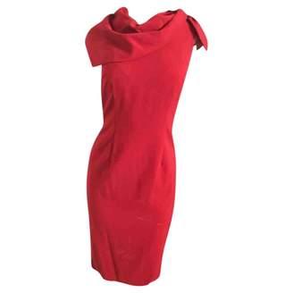 Ellen Tracy Red Dress for Women