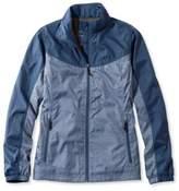 L.L. Bean Casco Bay Windbreaker Jacket, Colorblock