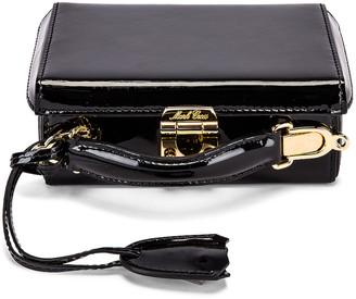Mark Cross Grace Mini Box Bag in Black | FWRD