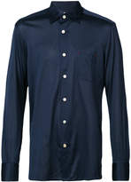 Kiton classic long sleeved shirt